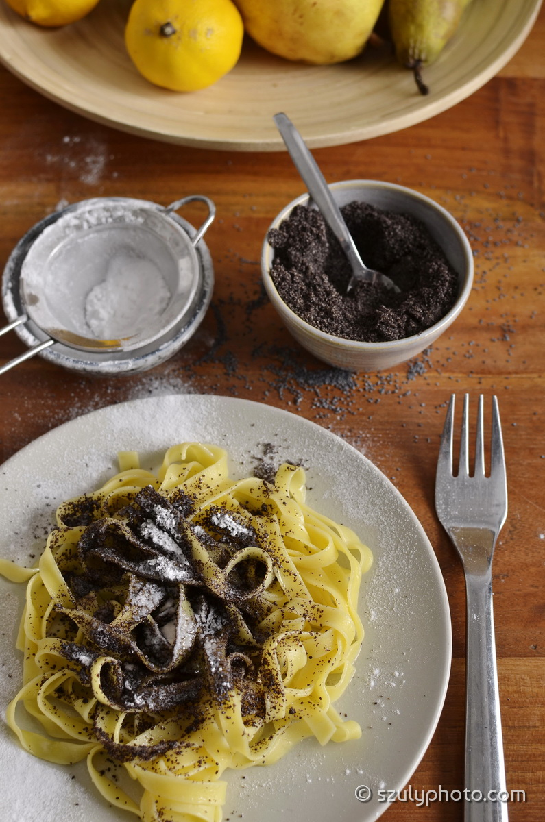 Poppy Seed Noodles