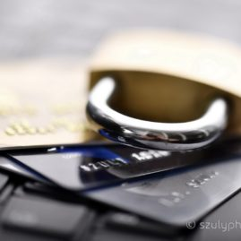 Credit Cards Photo Project