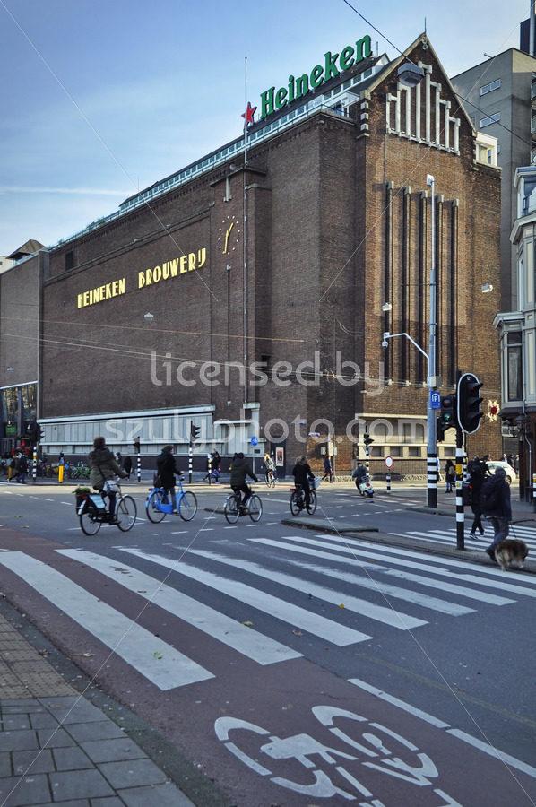Heineken Brouwerij on the Stadhouederskade - Adam Szuly Photography