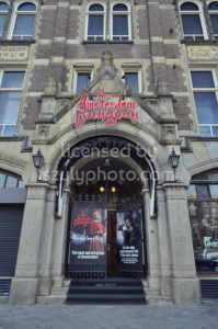 The Amsterdam Dungeon on the Rokin - Adam Szuly Photography