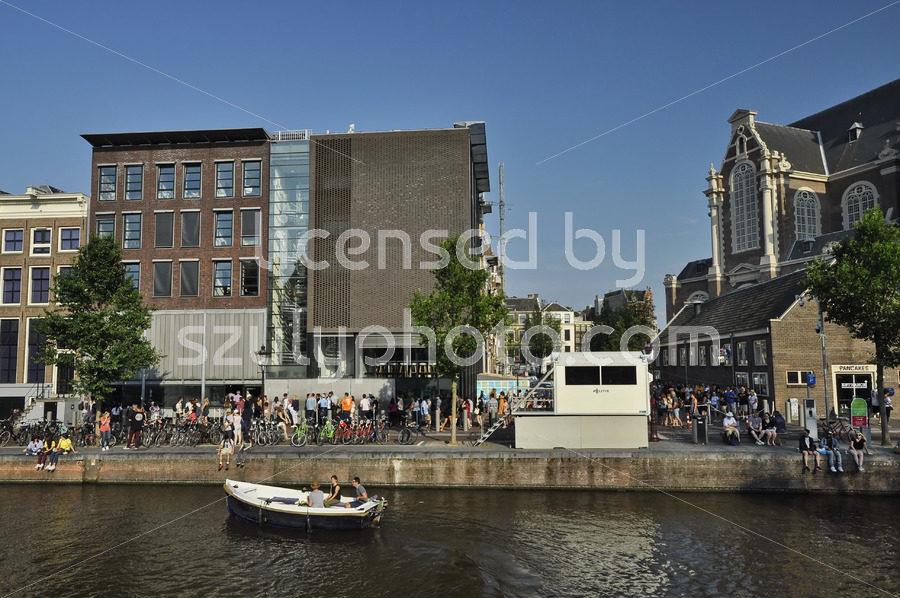 The Anne Frank House Museum - Adam Szuly Photography