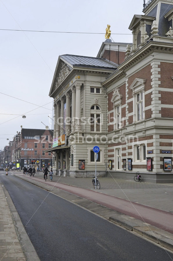 The Concert Hall on the Van Baerlestraat - Adam Szuly Photography