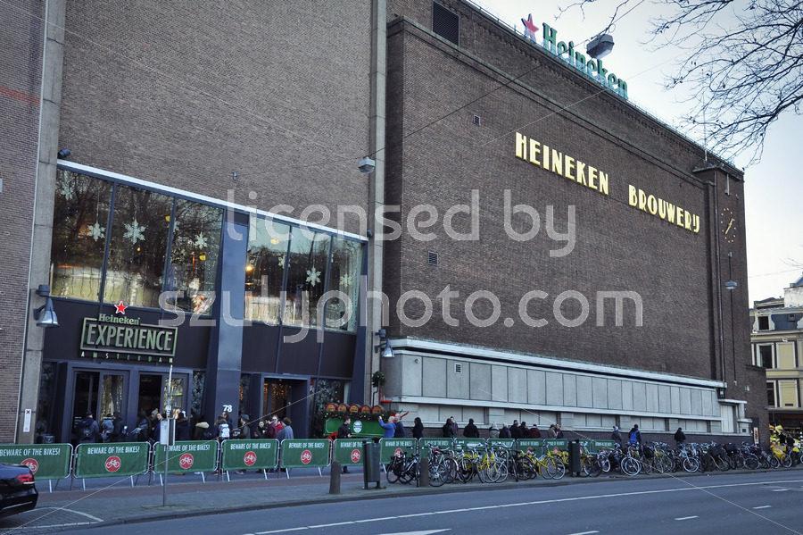 The Heineken Experience Building - Adam Szuly Photography