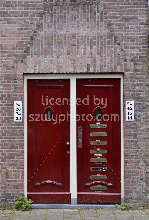 The Spaardammercarre with twin entrance doors - Adam Szuly Photography