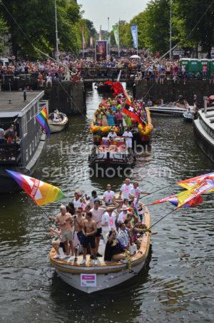 A.S.V. Gay – Boat Parade 2018 - Adam Szuly Photography