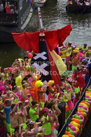 A.S.V. Gay – Pride Boat Parade 2018 - Adam Szuly Photography
