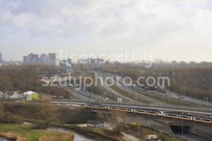 Amsterdam skyline - Adam Szuly Photography