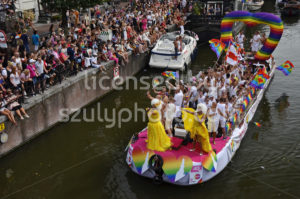 Bisexuality Network – Pride Amsterdam Boat Parade 2018 - Adam Szuly Photography