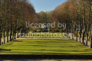 Cinquantenaire Park high view - Adam Szuly Photography