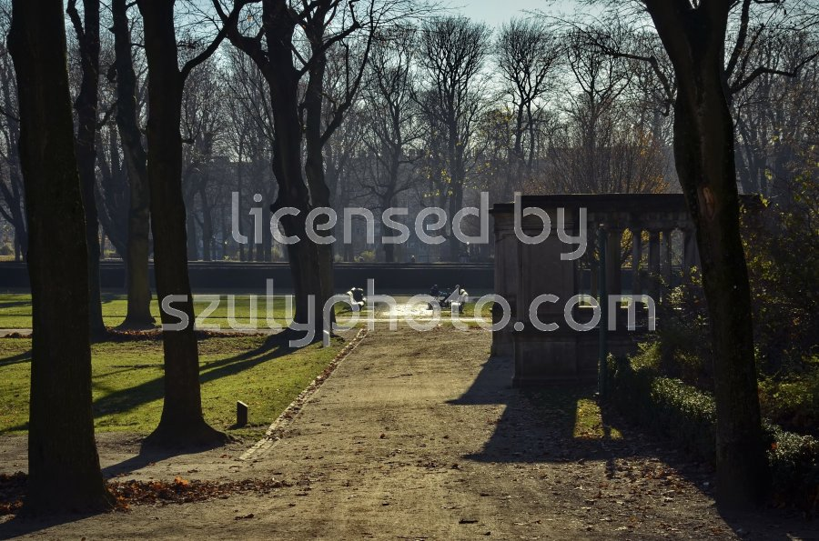 Cinquantenaire park view - Adam Szuly Photography