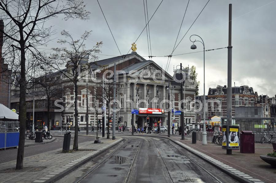 Concert Gebouw on the Museumplein - Adam Szuly Photography