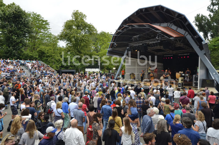 Concert in the Open Air Theatre - Adam Szuly Photography