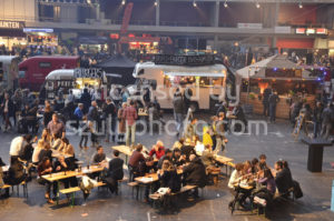 Dining at the Foodfestival in Amsterdam - Adam Szuly Photography