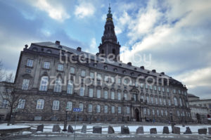 East view of the Christiansborg Palace - Adam Szuly Photography
