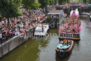 House of Heroes – Amsterdam Boat Parade 2018 - Adam Szuly Photography