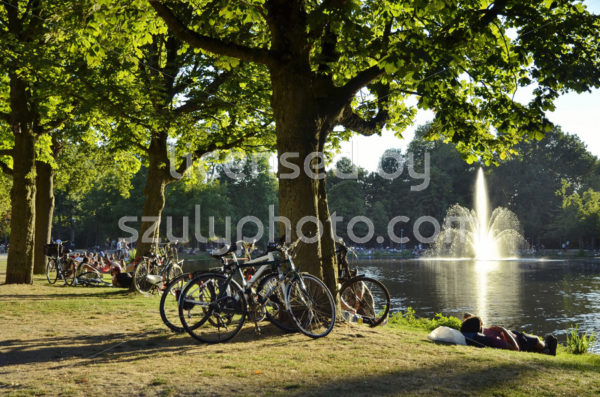 Late summer Vondelpark - Adam Szuly Photography