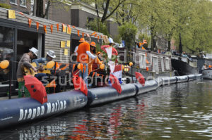 Money for music on King's Day - Adam Szuly Photography