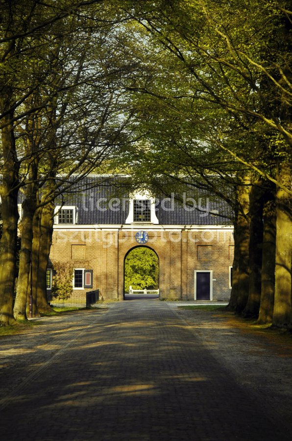 Orangerie Elswout Main Entrance - Adam Szuly Photography
