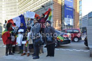Oromo protesters - Adam Szuly Photography