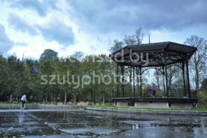 Pavilion in the Oosterpark - Adam Szuly Photography