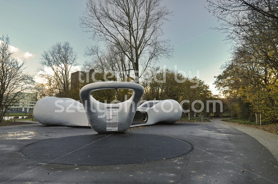 Playground by Carve in the Beatrixpark - Adam Szuly Photography