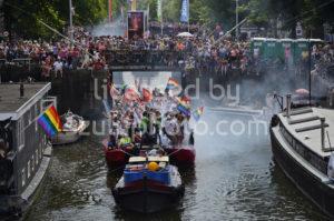 Pride Amsterdam – ADAM Toren - Adam Szuly Photography