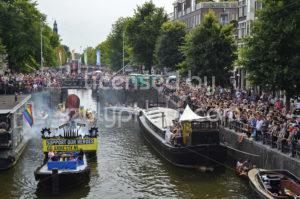 Pride Amsterdam – Amnesty International - Adam Szuly Photography