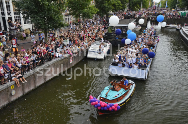 Pride Amsterdam – Boat Parade 2018 - Adam Szuly Photography