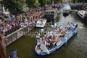 Pride Amsterdam – Iran Pride - Adam Szuly Photography