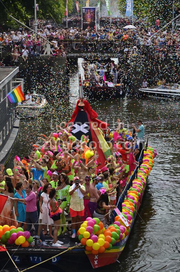 Pride Amsterdam Boat Parade – A.S.V. Gay - Adam Szuly Photography