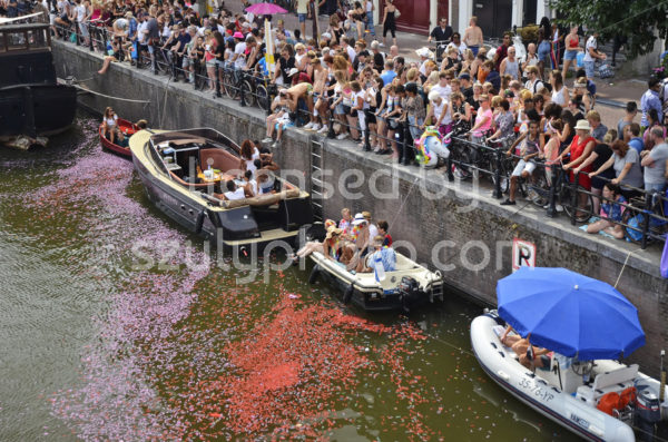 Pride Amsterdam Spectators – Boat Parade 2018 - Adam Szuly Photography