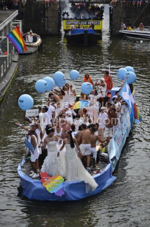 Pride Boat Parade – Iran Pride - Adam Szuly Photography