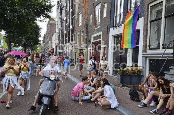 Prinsengracht - Boat Parade 2018 - Adam Szuly Photography