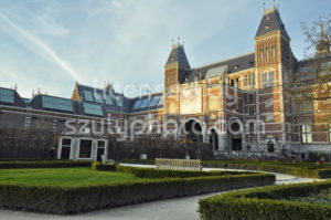 Rijksmuseum and the garden - Adam Szuly Photography