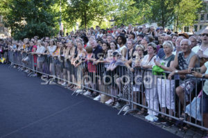 Stiletto run crowd - Adam Szuly Photography