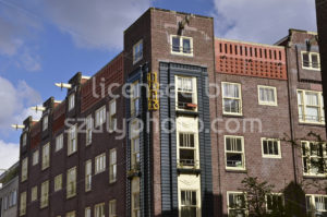 The 1918 Amsterdam School Building - Adam Szuly Photography