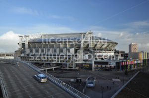 The Amsterdam Arena in the Bijlmermeer area - Adam Szuly Photography