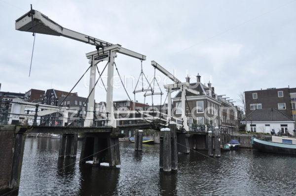The Drieharingenbrug on the Prinseneiland - Adam Szuly Photography