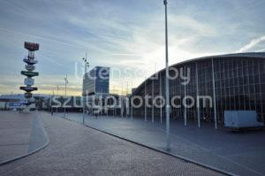 The Europahall at the RAI - Adam Szuly Photography