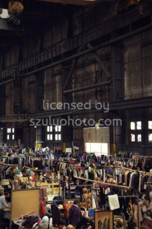 The Ijhallen market - Adam Szuly Photography