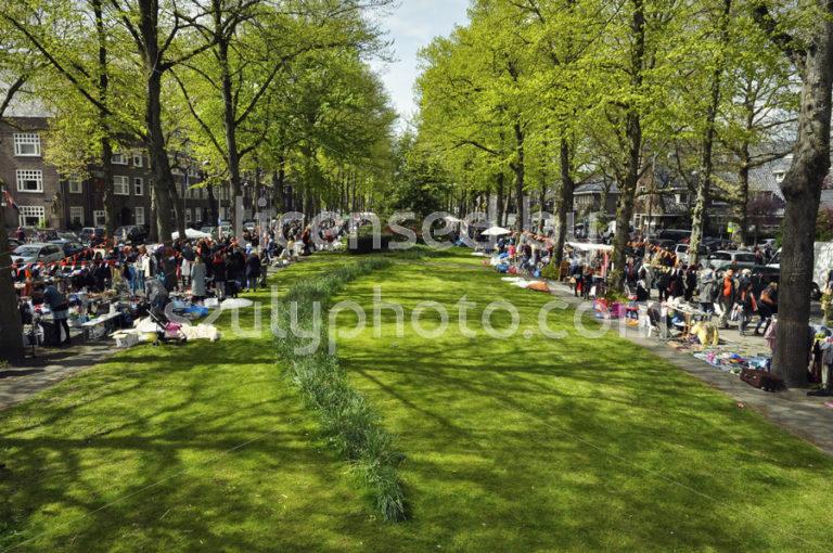The King's Day Apollolaan Flee Market - Adam Szuly Photography