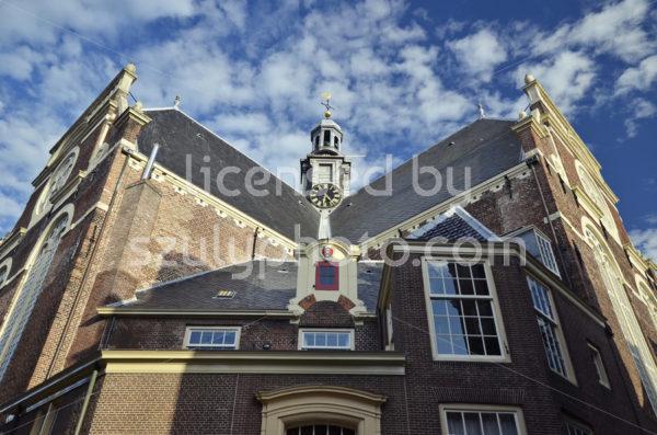 The Noorderkerk in the Jordaan - Adam Szuly Photography