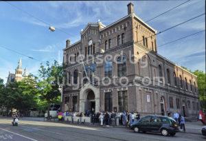 The Paradiso music hall - Adam Szuly Photography