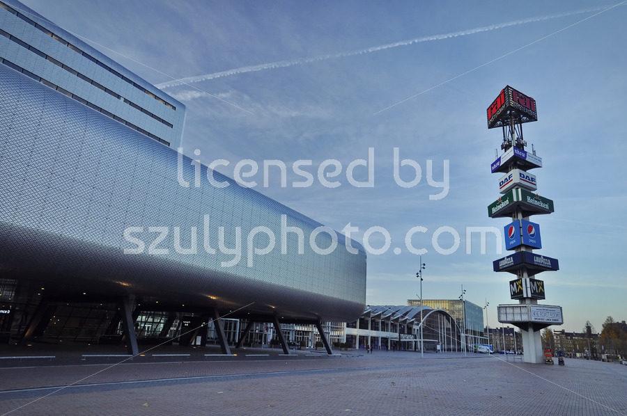 The RAI conference center - Adam Szuly Photography
