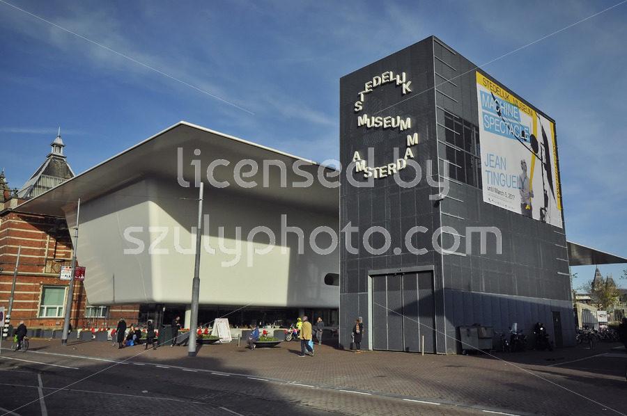 The Stedelijk Museum - Adam Szuly Photography