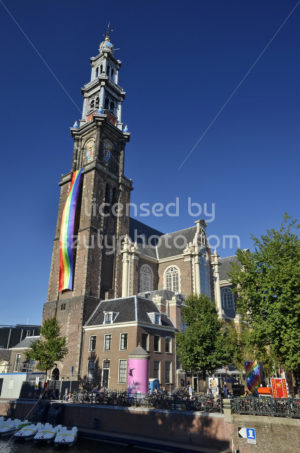 The Westerkerk - Adam Szuly Photography