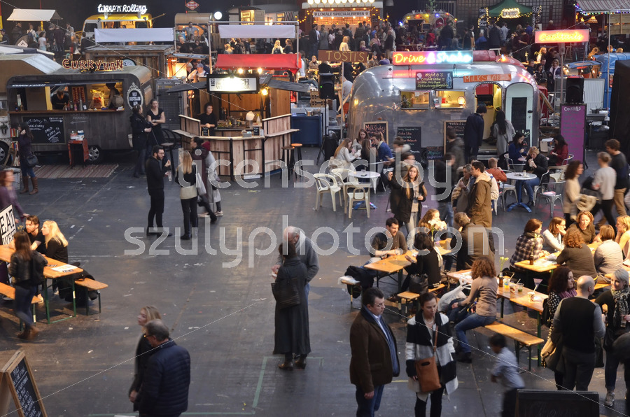 The middle section of the Foodfestival - Adam Szuly Photography
