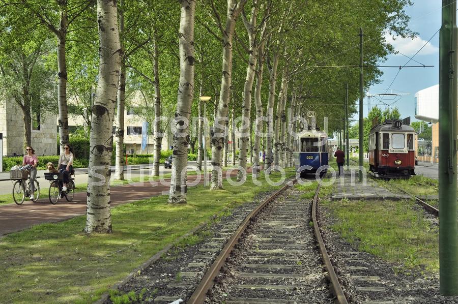 The museum tram line - Adam Szuly Photography