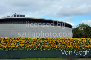 The new entrance of the Van Gogh Museum - Adam Szuly Photography