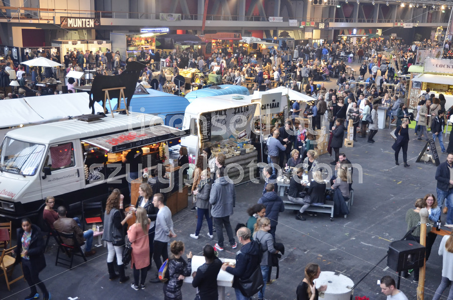 The north-east corner of the Foodfestival - Adam Szuly Photography